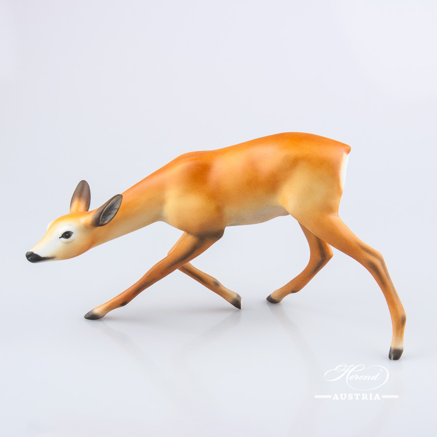 Deer 15288-0-00 MCD Naturalistic - Herend Fine china Animal Figurine