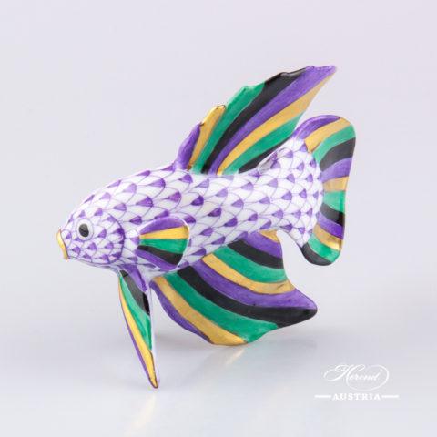 Fish 15206-0-00 VHL Violet - Herend Animal Figurine