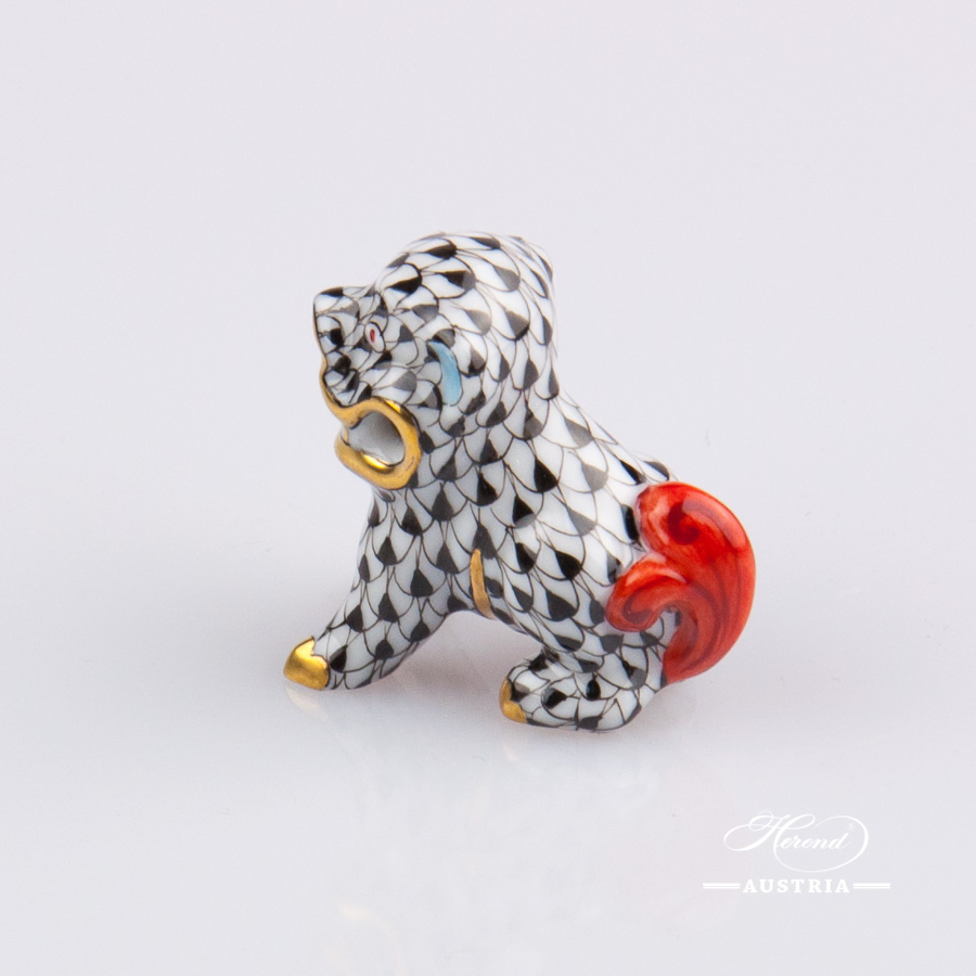 Dolphin figurines - Herend porcelain