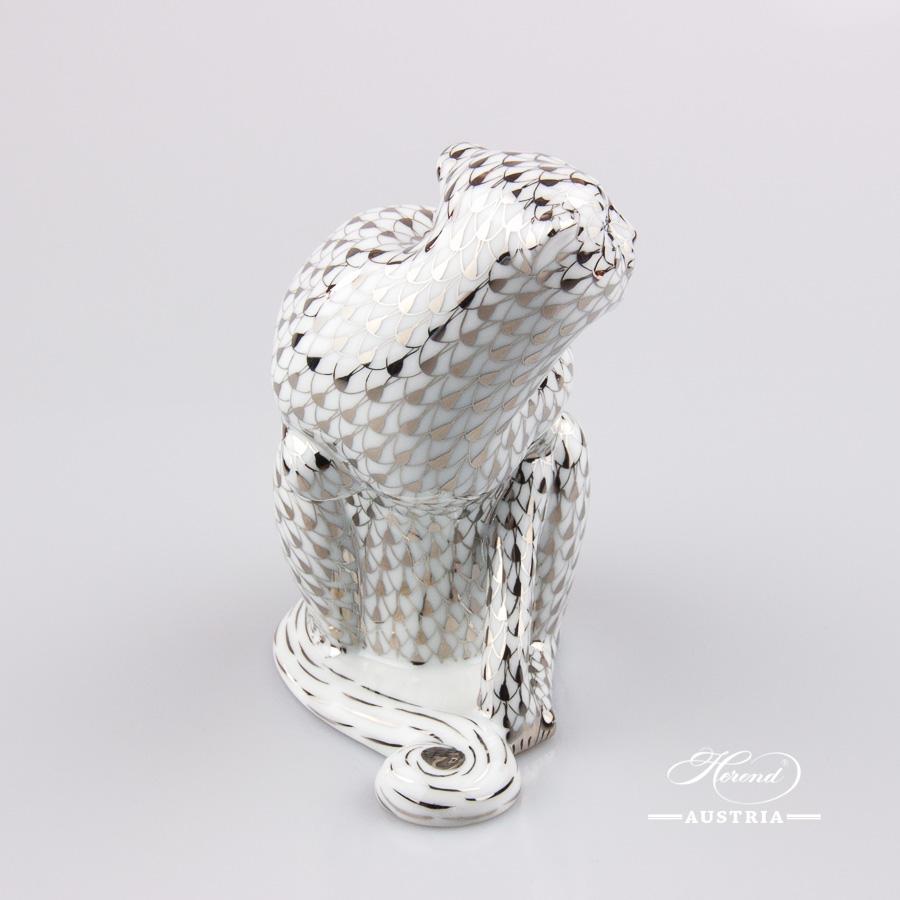 Guepard 15145-0-00 PTVH Platinum - Herend Fine china Animal Figurine