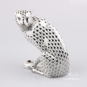 Guepard 15145-0-00 PTVH Platinum - Herend Fine china Animal Figurine