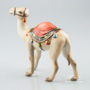 Camel 15515-0-00 MCD Naturalistic - Herend Animal Figurine