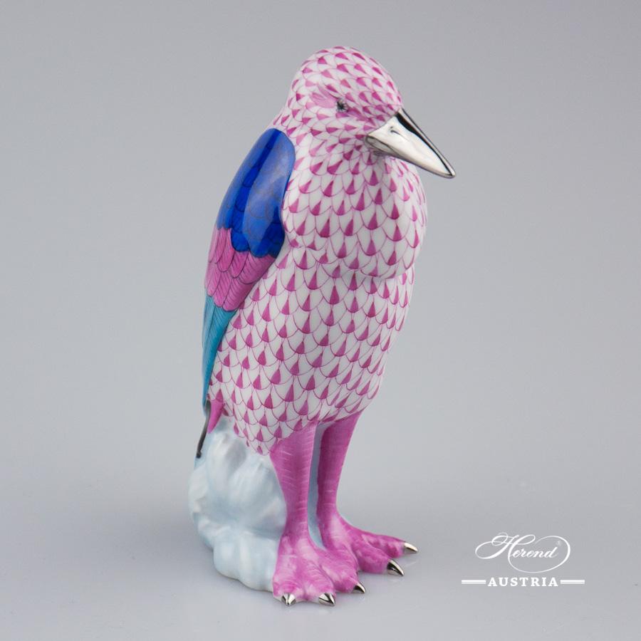Marabou 15317-0-00 VHP-PT Pink - Herend Fine china Animal Figurine