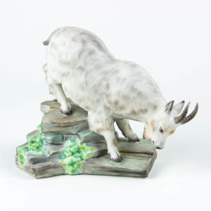 Herend Goat figurine