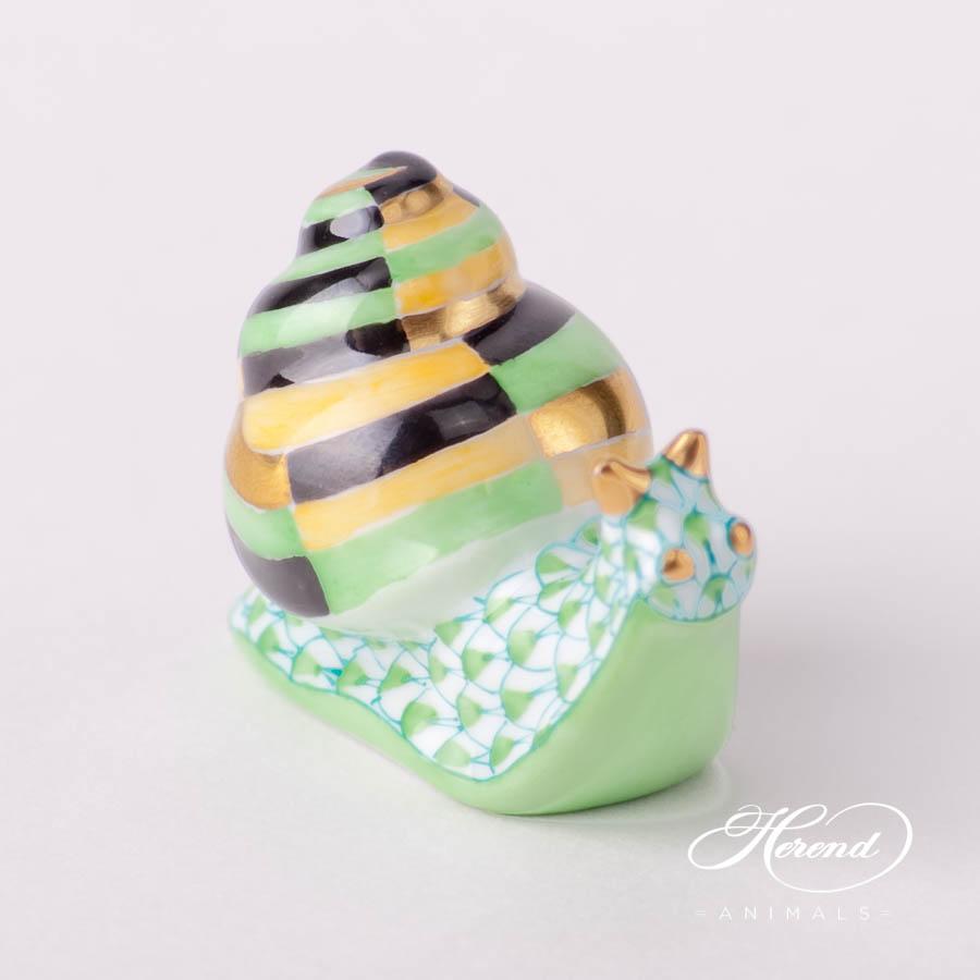 Snail 15518-0-00 VHV2 Light Green Fish Scaledesign.