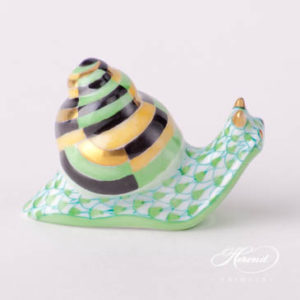 Snail 15518-0-00 VHV2 Light Green Fish Scale design.
