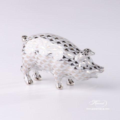 Roe Buck 15589-0-00 VHBR1 Brown - Herend Fine china Animal Figurine