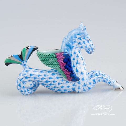 Bat 5345-0-00 VHN Black - Herend Fine china Animal Figurine
