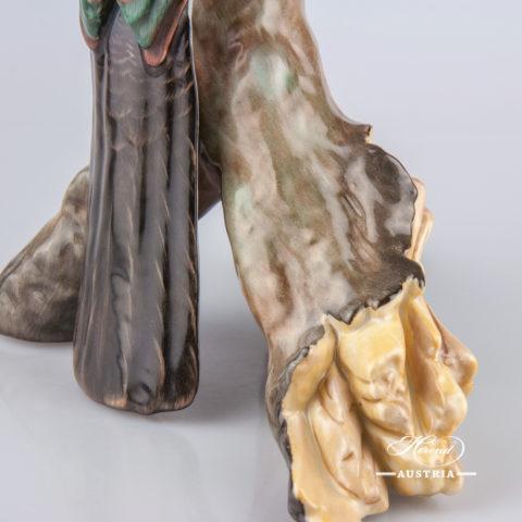 Jay Bird 5072-0-00 C Naturalistic - Herend Animal Figurine