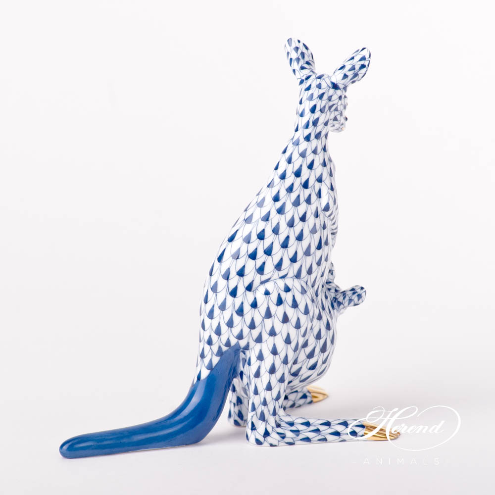 """Snail 5360-0-00 SNS Siang Noir Special decor. Herend fine china animal figurine. Hand painted. Length: 6.6 cm (2.5""""L)"""