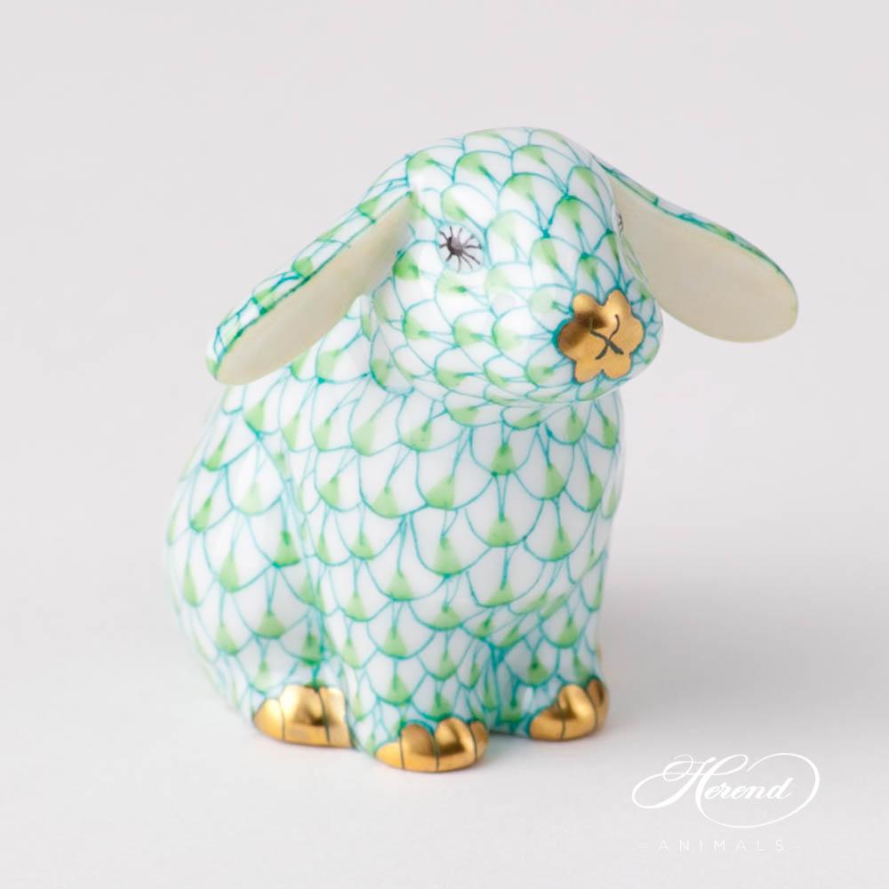 Skiing Bunny / Rabbit5564-0-00 VHL LilacFish