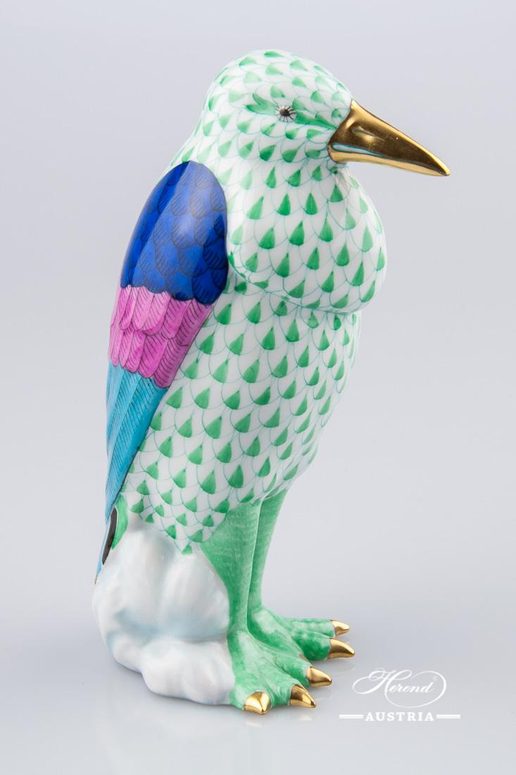 Marabou 15317-0-00 VHV Green - Herend Animal Figurine