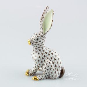 Herend bunny figurine