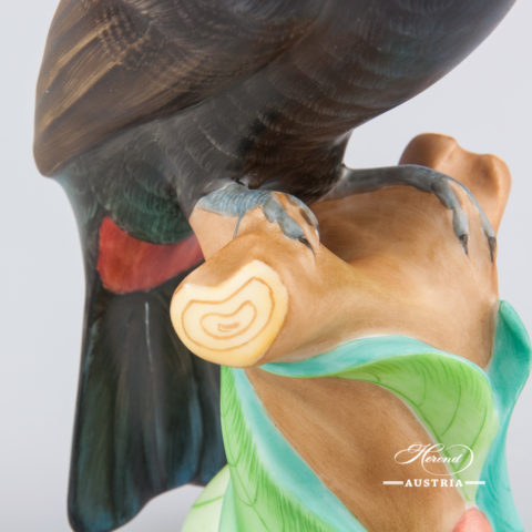 Toucan 5155-0-00 MCD Naturalistic - Herend Animal Figurine