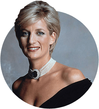 Diana, Princess of Wales - Famous Herend Porcelain Collector