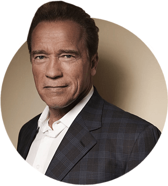 Mr. Arnold Schwarzenegger - Famous Herend Porcelain Collector